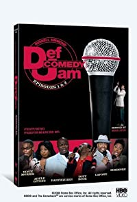 Primary photo for Def Comedy Jam