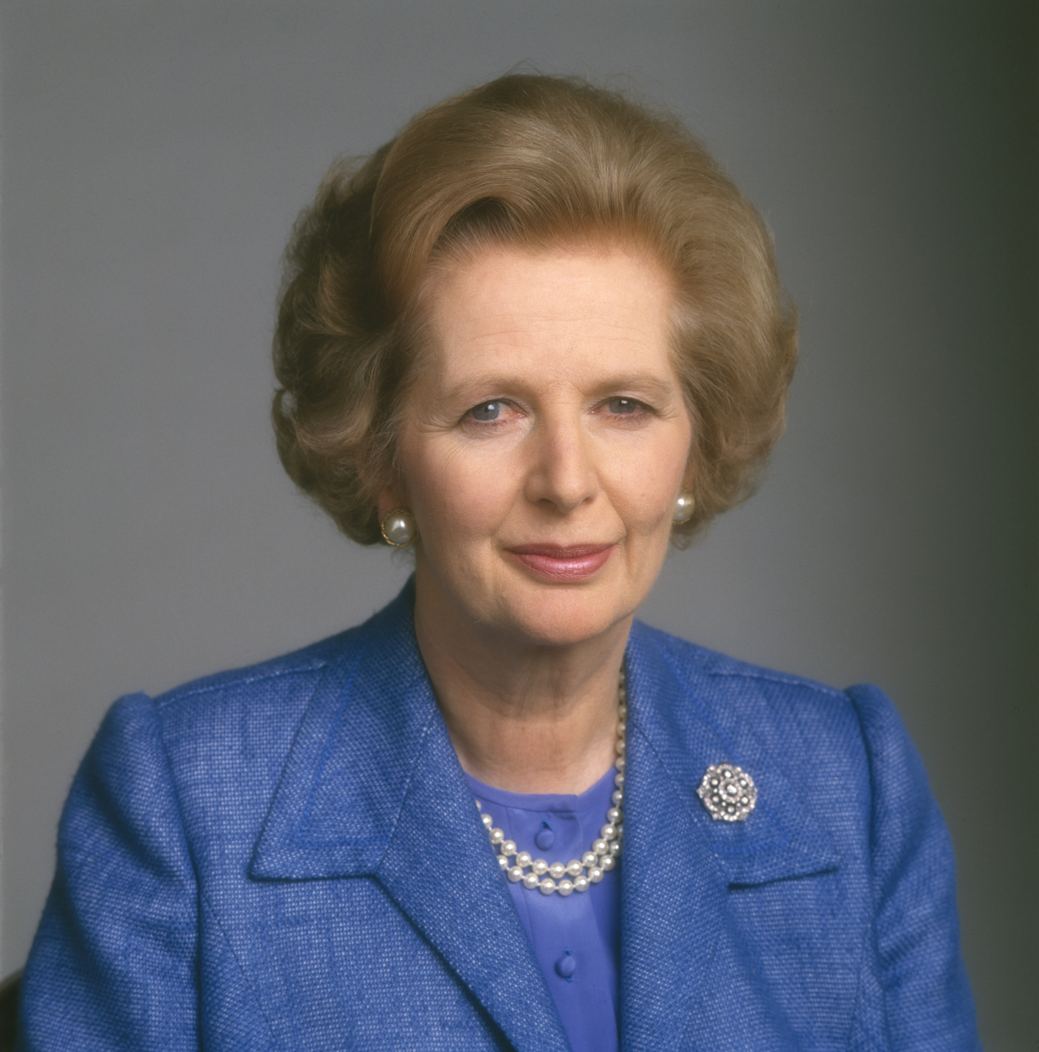 Margaret Thatcher I 1925 2013