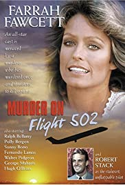 Murder on Flight 502 (1975) Poster - Movie Forum, Cast, Reviews