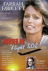 Primary photo for Murder on Flight 502