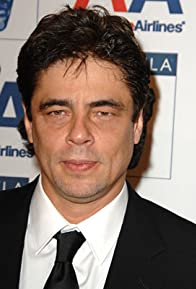 Primary photo for Benicio Del Toro