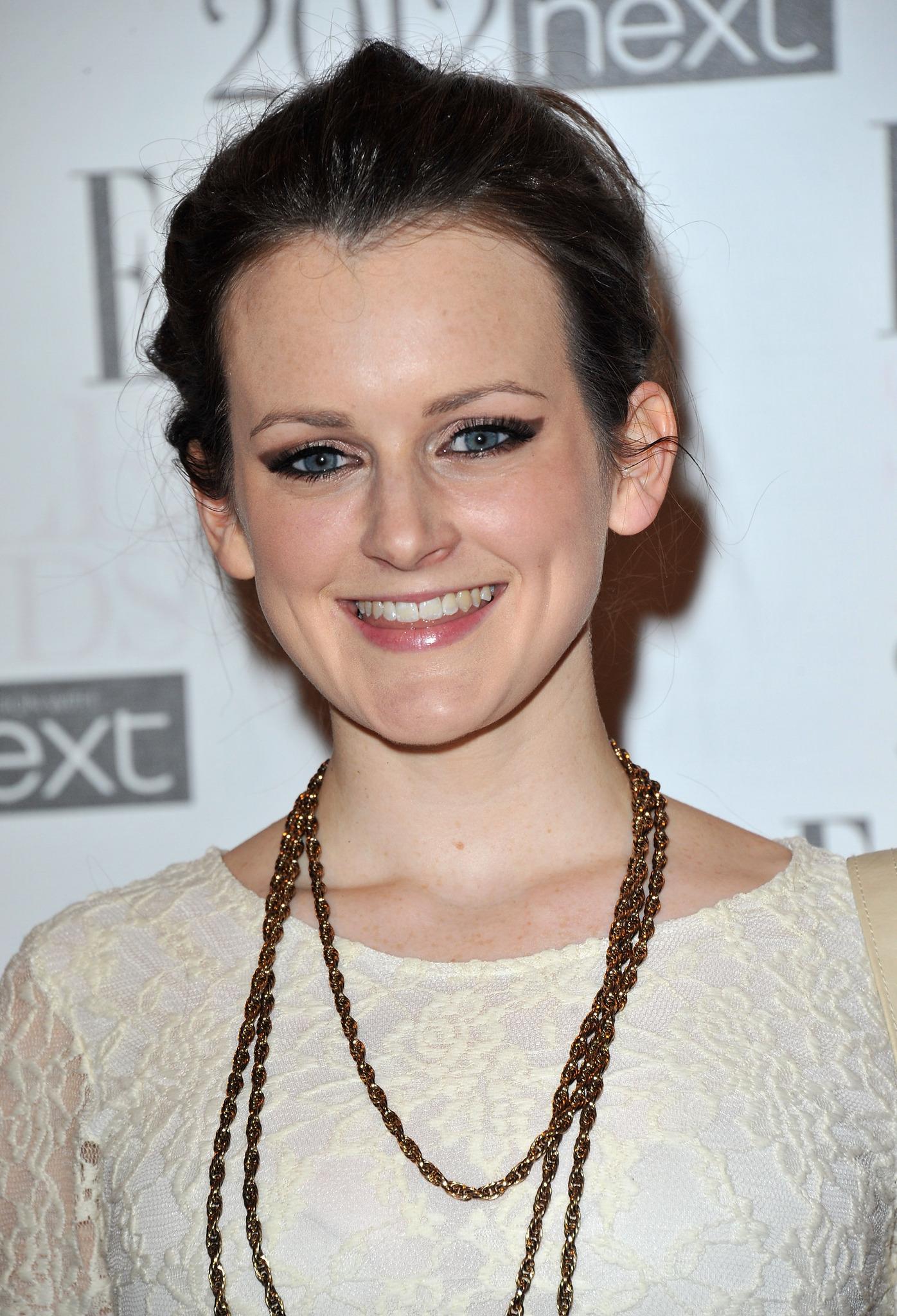 Sophie McShera (born 1985)