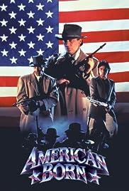 American Born Poster