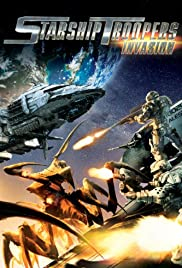 Starship Troopers: Invasion (2012) 1080p