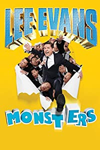 Best movies of all time Lee Evans: Monsters by Tom Poole [720pixels]