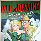 Katherine DeMille, William Gargan, June Lang, and Gilbert Roland in Isle of Destiny (1940)