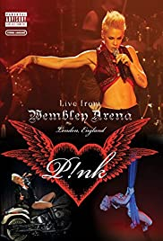 P!NK: I'm Not Dead - Live from Wembley Arena Poster