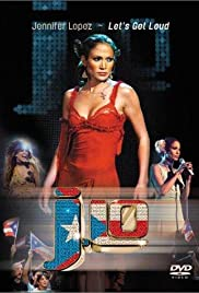 Jennifer Lopez in Concert Poster