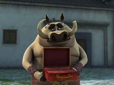 Kung Fu Panda: Legends Of Awesomeness Vol.10กังฟูแพนด้า ตำนานปรมาจารย์สุโค่ย! ชุด 10