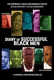 Diary of Successful Black Men Poster