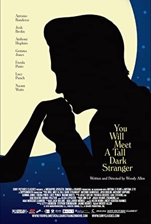 You Will Meet A Tall Dark Stranger full movie streaming