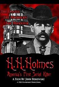 H.H. Holmes: America's First Serial Killer (2004) Poster - Movie Forum, Cast, Reviews