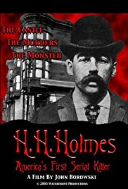 H.H. Holmes: America's First Serial Killer by John Borowski