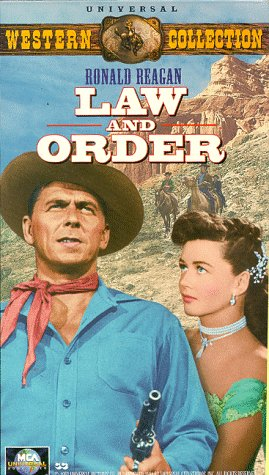 law and order 1953