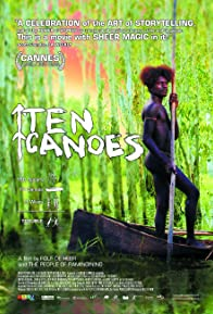 Primary photo for Ten Canoes