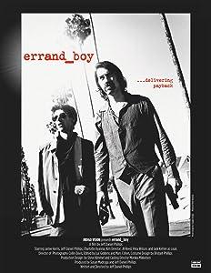 Thriller movies 2018 free download Errand_boy USA [480x800]