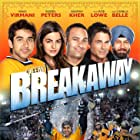 Rob Lowe, Camilla Belle, Anupam Kher, Russell Peters, and Vinay Virmani in Breakaway (2011)