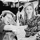Madonna and Alan Parker in Evita (1996)