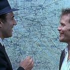 Bernard Fresson and Michel Piccoli in Max et les ferrailleurs (1971)
