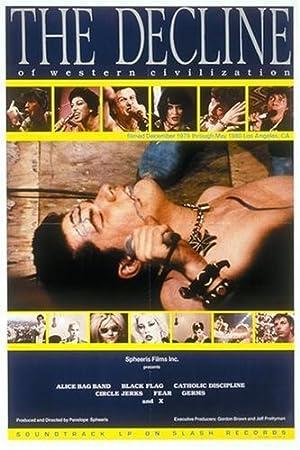 Movie The Decline of Western Civilization (1981)