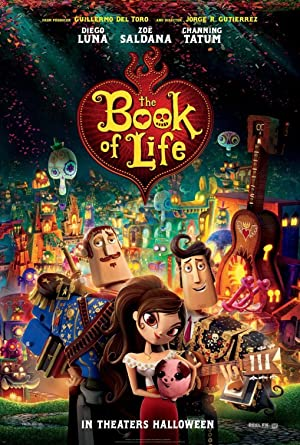 The Book of Life (2014) (With Subtitle) BluRay | 480p | 720p