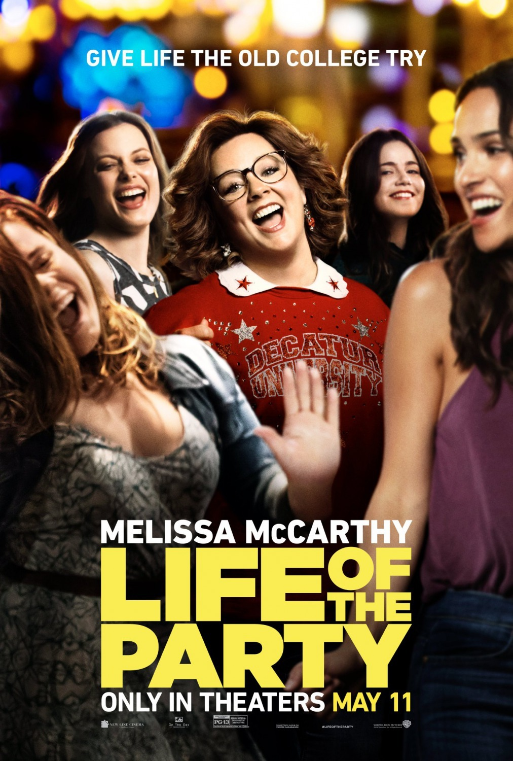 Life of the Party (2018) - IMDb