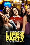 Box Office: Melissa McCarthy's 'Life of the Party' Tops 'Breaking In' on Thursday Night