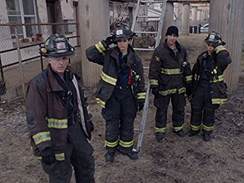 Chicago Fire 4×19 – Estaré caminando