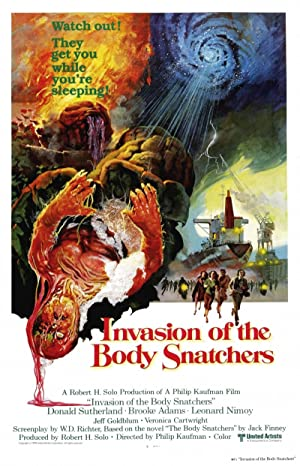 Invasion of the Body Snatchers Poster Image