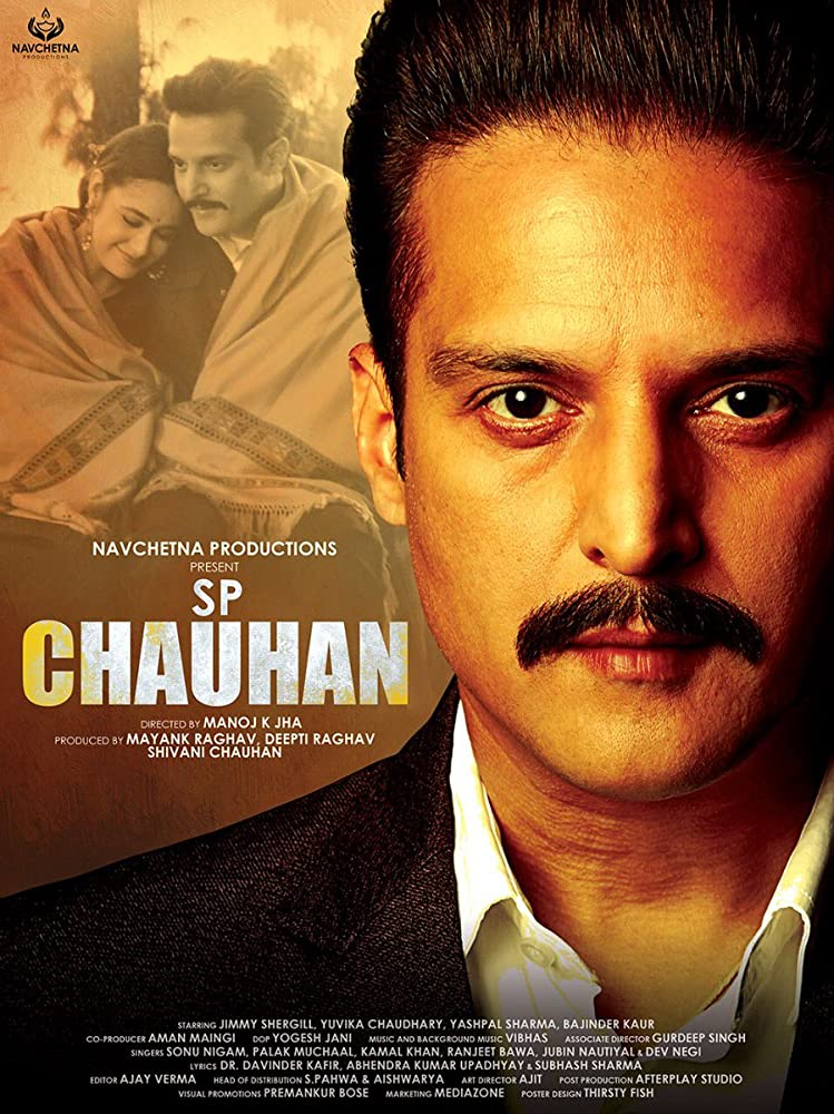 S.P. Chauhan (2019) Hindi Movie 480p HDRip x264 450MB