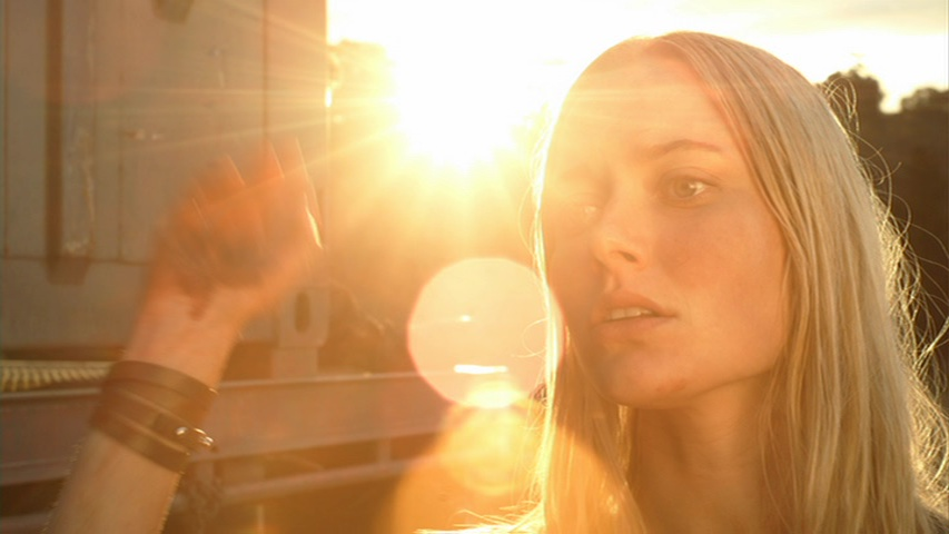Georgina Haig dalam Road Train (2010)