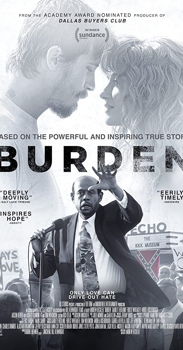 Subtitle of Burden