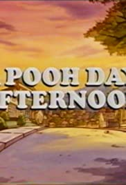 A Pooh Day Afternoon Poster