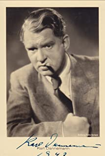 Karl Dannemann Picture