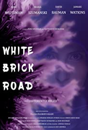 White Brick Road Poster