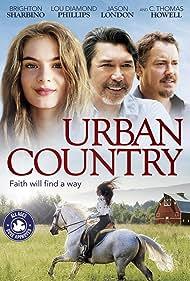 Lou Diamond Phillips, Jason London, and Brighton Sharbino in Urban Country (2018)