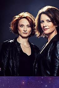 Tamara Krinsky, Taryn O'Neill, and Gia Mora in Scirens Show (2020)