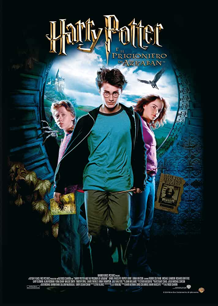 Harry Potter and the Prisoner of Azkaban (2004) in Hindi
