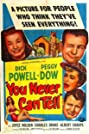 You Never Can Tell (1951) Poster