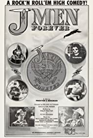 J-Men Forever Poster - Movie Forum, Cast, Reviews