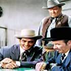 Preston Foster, Barry Kelley, and Dennis Weaver in Law and Order (1953)