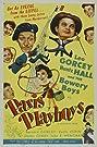 Paris Playboys (1954) Poster
