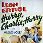 Mildred Coles, Lalo Encinas, Leon Errol, and Noble Johnson in Hurry, Charlie, Hurry (1941)