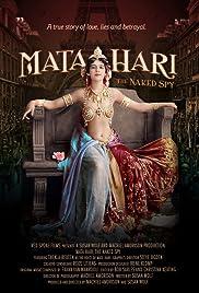 Mata Hari: The Naked Spy Poster