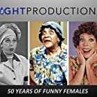 Lucille Ball, Carol Burnett, and Moms Mabley in 50 Years of Funny Females (1995)