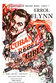 Cuban Rebel Girls (1959) starring Errol Flynn on DVD on DVD