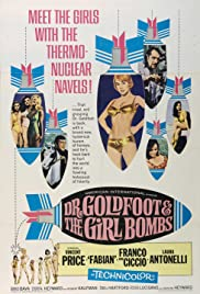Dr. Goldfoot and the Girl Bombs Poster