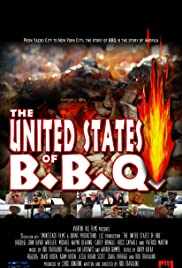 The United States of BBQ Poster