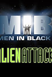 Men in Black Alien Attack Poster