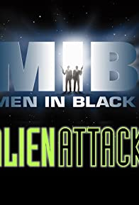 Primary photo for Men in Black Alien Attack